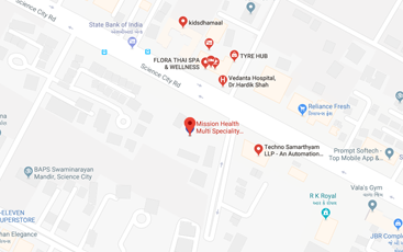 Spine Clinic India Location